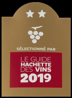 Collerette Guide Hachette 2019